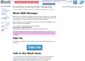 Ibash.org thumbnail