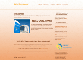 Ibclccare.org thumbnail