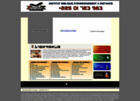 Ibed-inter.org thumbnail