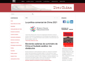 Iberchina.org thumbnail