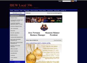 Ibew396.org thumbnail