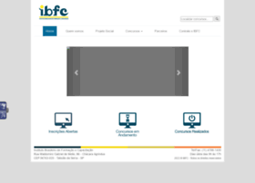 Ibfc.org.br thumbnail