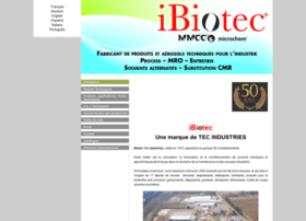 Ibiotec.fr thumbnail