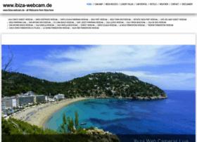 Ibiza-webcam.de thumbnail