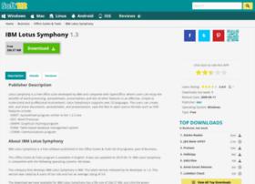 Ibm-lotus-symphony.soft112.com thumbnail