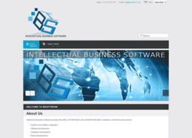 Ibsoftware.co.za thumbnail