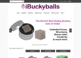 Ibuckyballs.in thumbnail