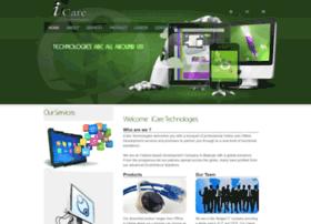Icaretechnologies.co.in thumbnail