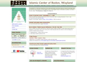 Icbwayland.org thumbnail