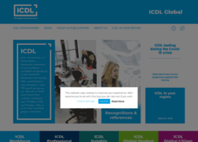 Icdl.org thumbnail