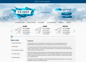 Ice-host.net thumbnail