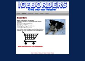 Iceborders.nl thumbnail