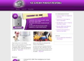 Icecreammaker-reviews.org thumbnail