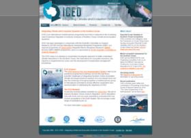 Iced.ac.uk thumbnail