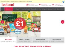 Icelandfoods.com thumbnail