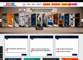 Iceonline.in thumbnail