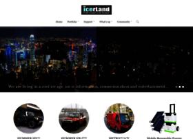 Icerland.net thumbnail