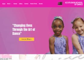 Icestudiosdance.org thumbnail