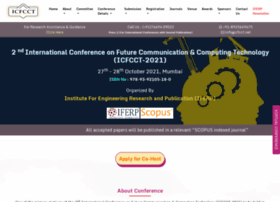 Icfcct.net thumbnail