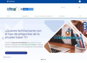 Icfesinteractivo.gov.co thumbnail