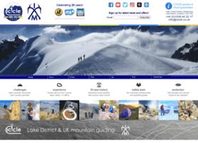 Icicle-mountaineering.ltd.uk thumbnail