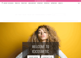 Icicosmetic.co.uk thumbnail