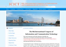 Icict2018.org thumbnail
