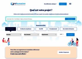 Iciformation.fr thumbnail