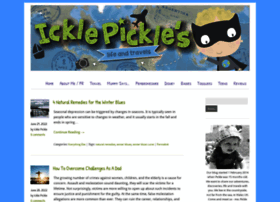 Icklepickleslife.co.uk thumbnail