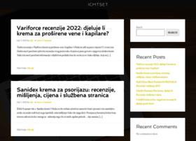 Icmtset.org thumbnail