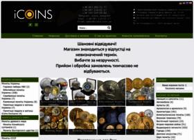 Icoins.com.ua thumbnail