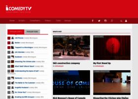 Icomedytv.com thumbnail