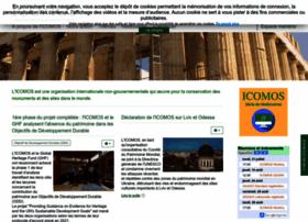Icomos.org thumbnail
