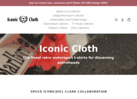 Iconiccloth.co.uk thumbnail