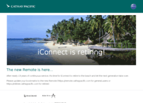 Iconnect.cathaypacific.com thumbnail