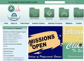 Icps.edu.pk thumbnail