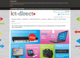 Ict-direct.co.uk thumbnail