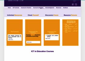 Ictcurriculum.gov.in thumbnail
