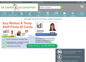 Idcardsandaccessories.co.uk thumbnail