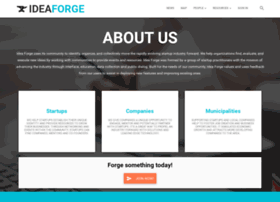 Ideaforge.co thumbnail