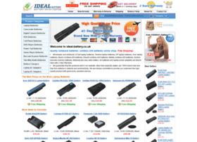 Ideal-battery.co.uk thumbnail