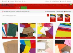 Ideal-envelopes.co.uk thumbnail