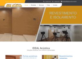 Idealacustica.com.br thumbnail