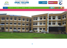 Idealcollege.in thumbnail
