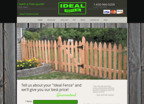 Idealfence.net thumbnail