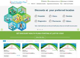 Idealhealthplan.in thumbnail