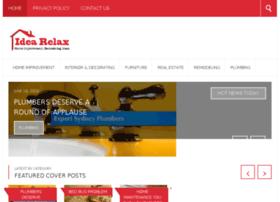 Idearelax.net thumbnail