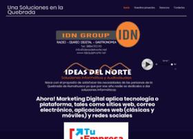 Ideasdelnorte.net thumbnail