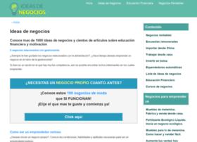 Ideasdenegocios.com.ar thumbnail