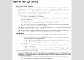 Identity-protect.org thumbnail